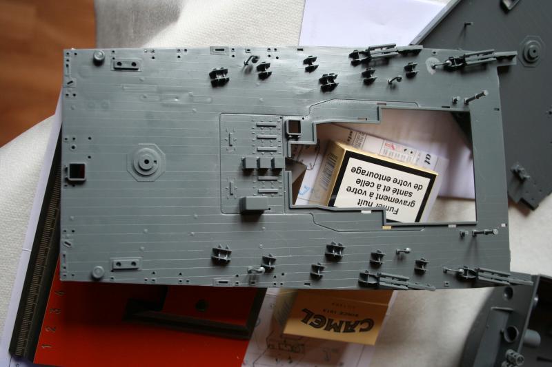 JAPAN TORPEDO BOAT PT-15  DE CHEZ TAMIYA   AU 1/72 55911Photo_011