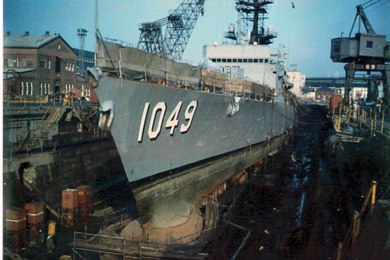 Aяseиal de Valgogяad - Valgogяad 561563USS_Koelsch_Boston_Naval_Shipyard