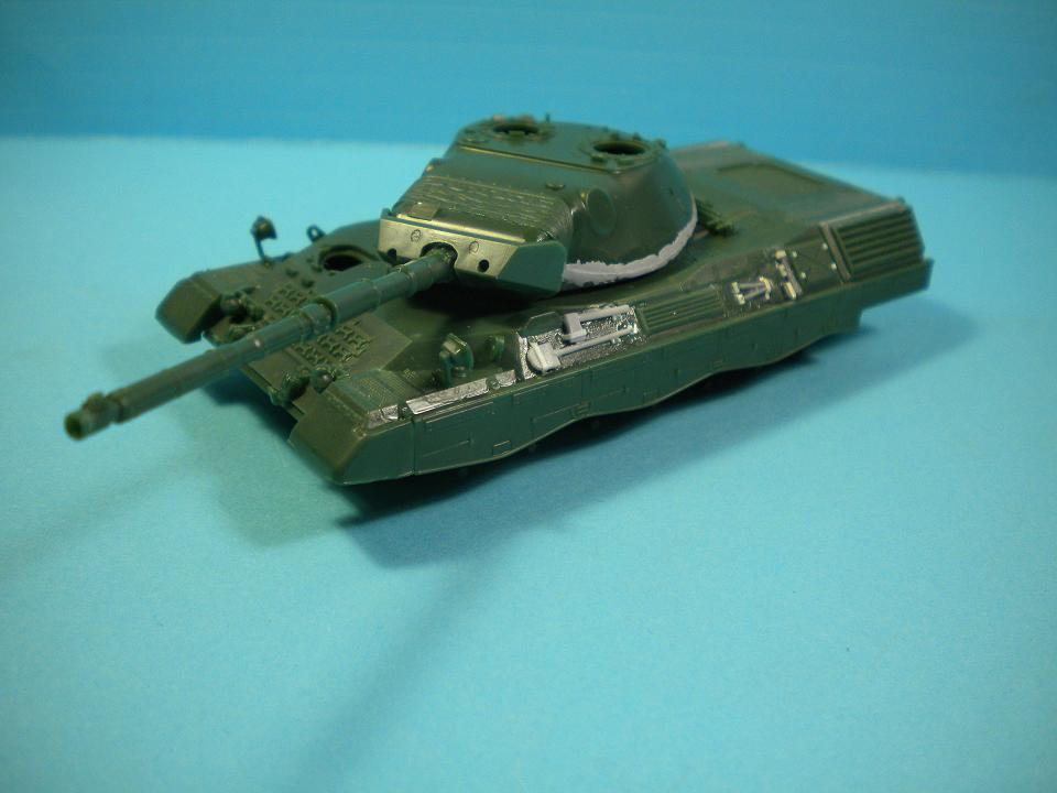 Leopard 1A5 (ITL) KFOR - 1/72° 5667811