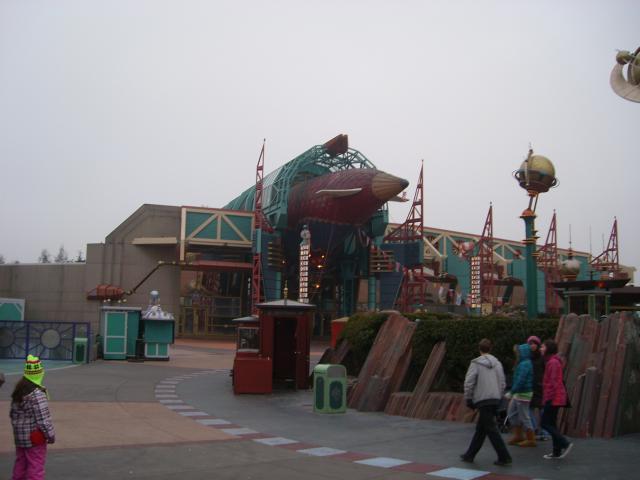 [Disneyland Paris] Premier séjour au DLH (31 janv.-2 fév. 2011) + un anniversaire inoubliable ! - Page 4 577292182