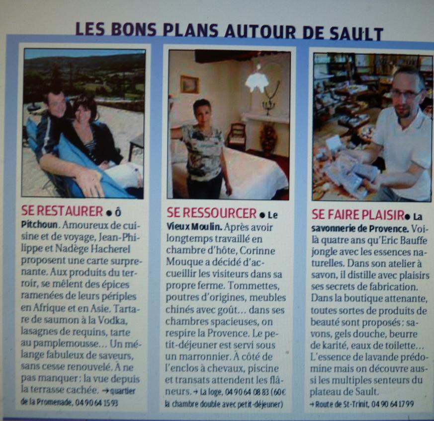 IL ETAIT UNE FOIS ..VALENSOLE - Page 3 593316P1100403