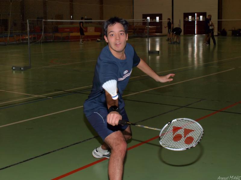 Badminton Tournois Régional Janvier 597673P1311594