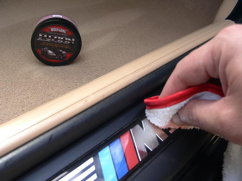[BMW 530 d E39] Rénovation intérieure d'un Pack Sport M 627786P1000228