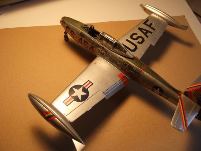 Thunderjet F84G au 1/48° 631486F84G_005