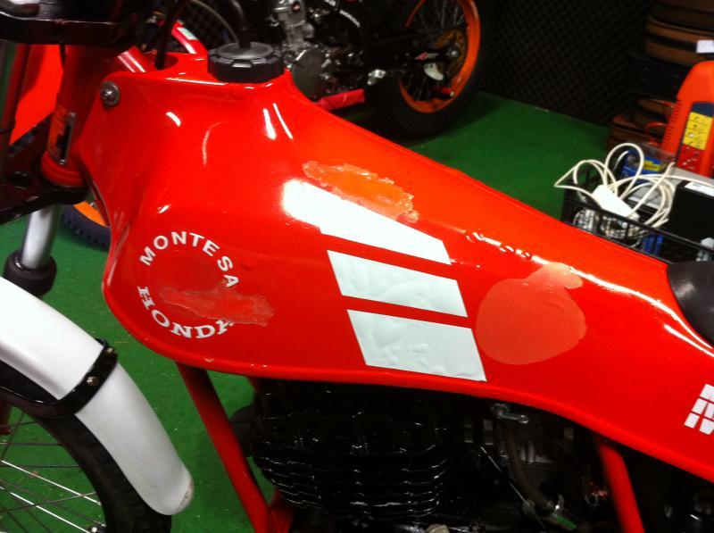 Vends Montesa MH 349 et Bultaco Lobito 640408IMG0179