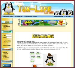 Pinguin : Tux-Life 641823tuxlife1