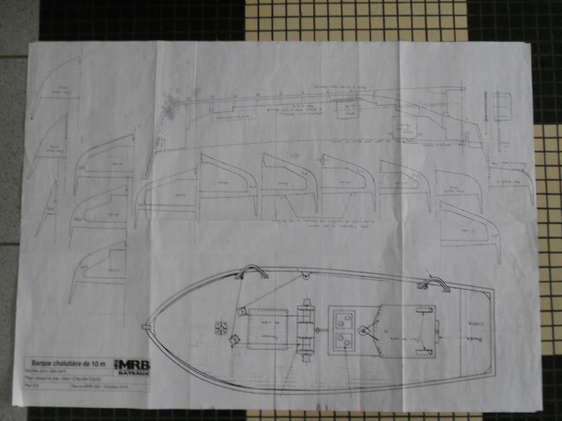 barque chalutiére au 1/20è d'après plans 650377DSCN0259