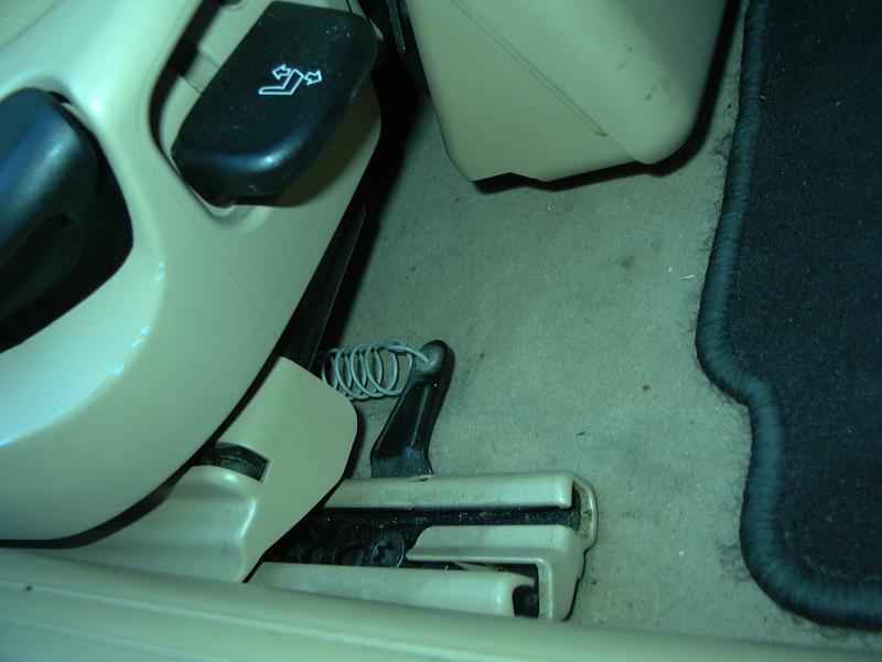 [BMW 530 d E39] Rénovation intérieure d'un Pack Sport M 651006P1000037