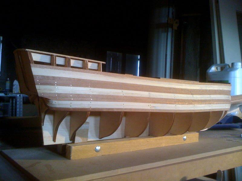 HMS Victory  au 1/95ème - constructo 651118photo11