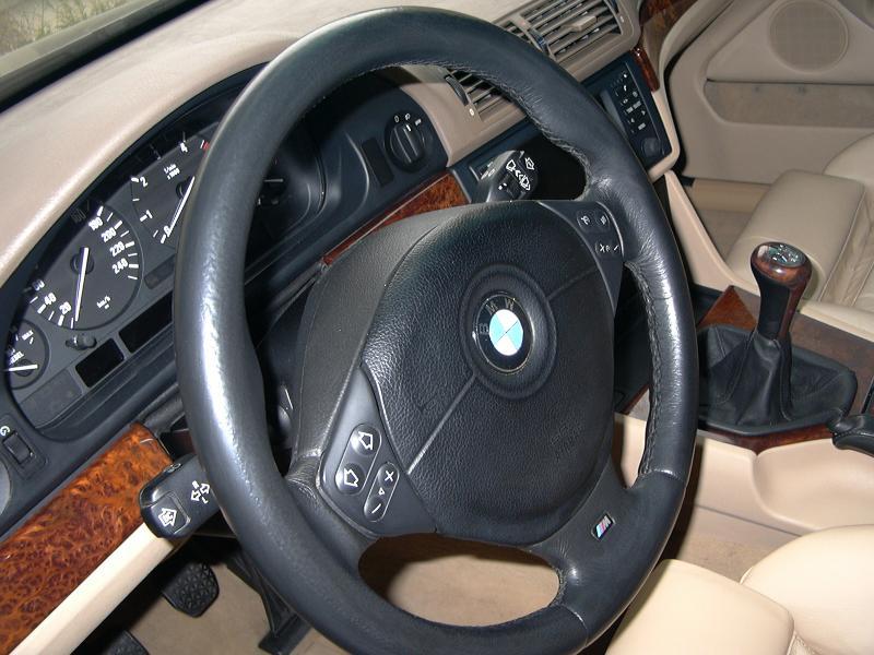 [BMW 530 d E39] Rénovation intérieure d'un Pack Sport M 655557P1000146