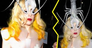 Exclusif : Les tenues les plus folles de Lady Gaga ! 676109Tenue_6