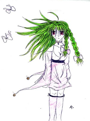 Les dessins de ☆ Nekketsu ☆ 680369fillenoeuds