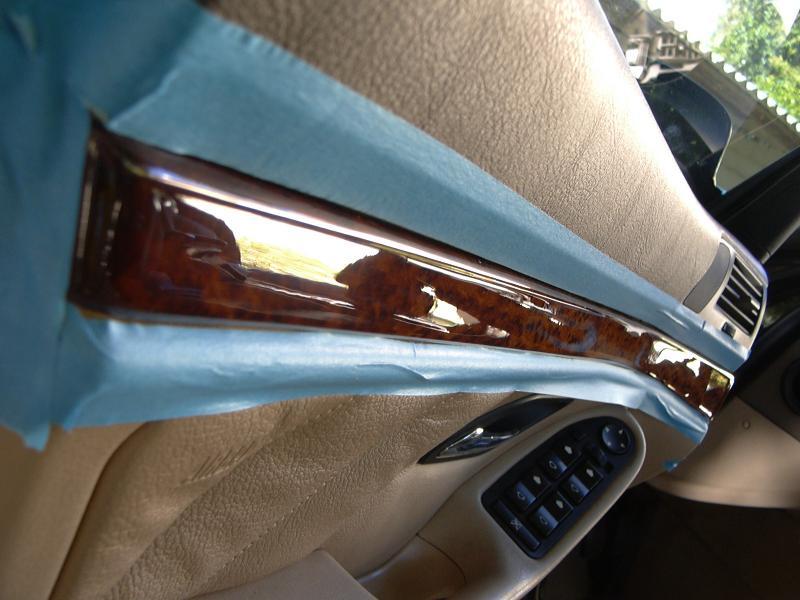 [BMW 530 d E39] Rénovation intérieure d'un Pack Sport M 684014P1000080