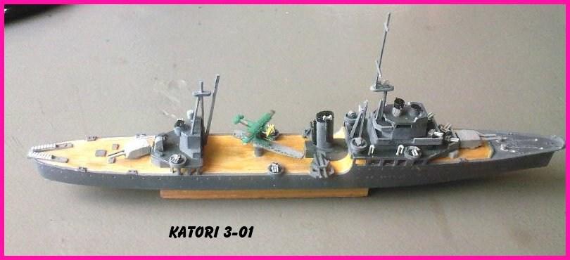 CROISEUR KATORI au 1/700 par l'ancien - AOSHIMA 684036katori_3_01