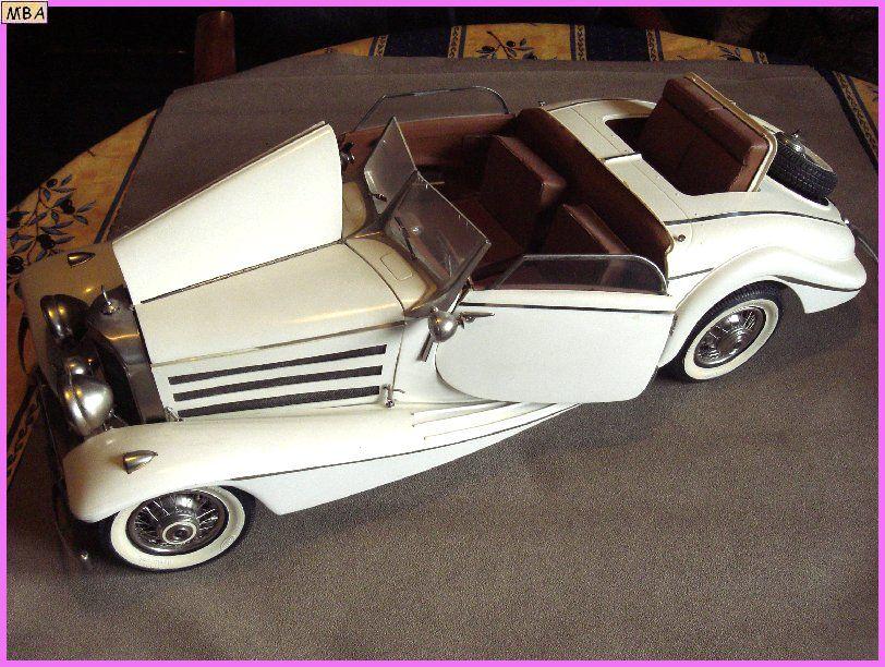 Mercedes Benz 540 K Cabrio Spécial.   au 1/8ème 701302Mercedes_540k_02