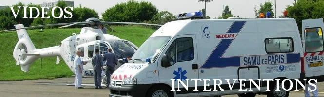 Vidéos-Interventions : Vidéos d'interventions de secours. 704492photo_f8