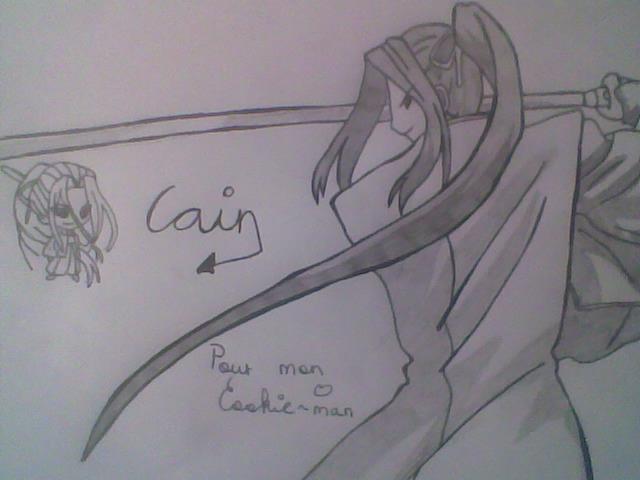 Cain's Draw' 704534023