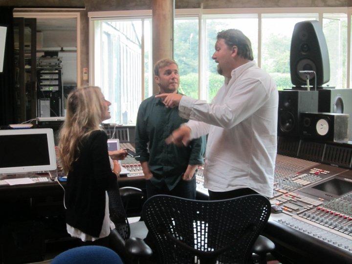 Gary au studio Real World rejoignant le projet lotus 06.10 70691731374_404050240687_335122935687_4281647_3988569_n