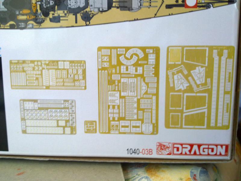DKM Scharnhorst de  Dragon 1/350° 70977211102010823