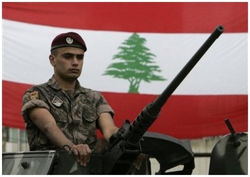 Armée du Liban. 710158596555974