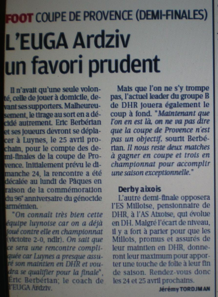 ES MILLOISE //PHA PROVENCE  - Page 2 726860IMGP5911