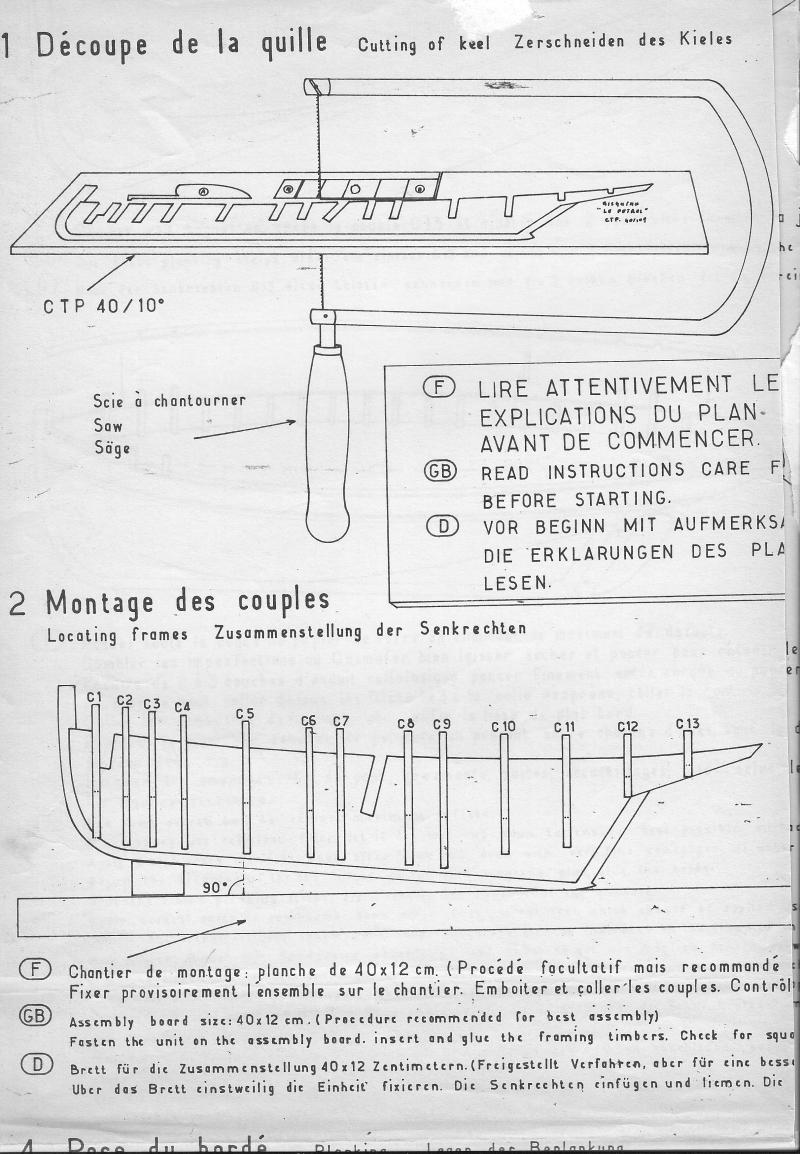 S.S Normandie  échelle 1/160 - Page 2 728328plan