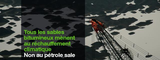 Halte aux sables bitumineux / Greenpeace Canada 734610GPC_FR_TAR_20SAND_2