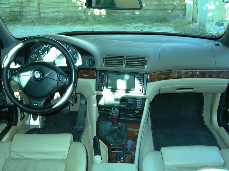 [BMW 530 d E39] Rénovation intérieure d'un Pack Sport M 748052P1000027