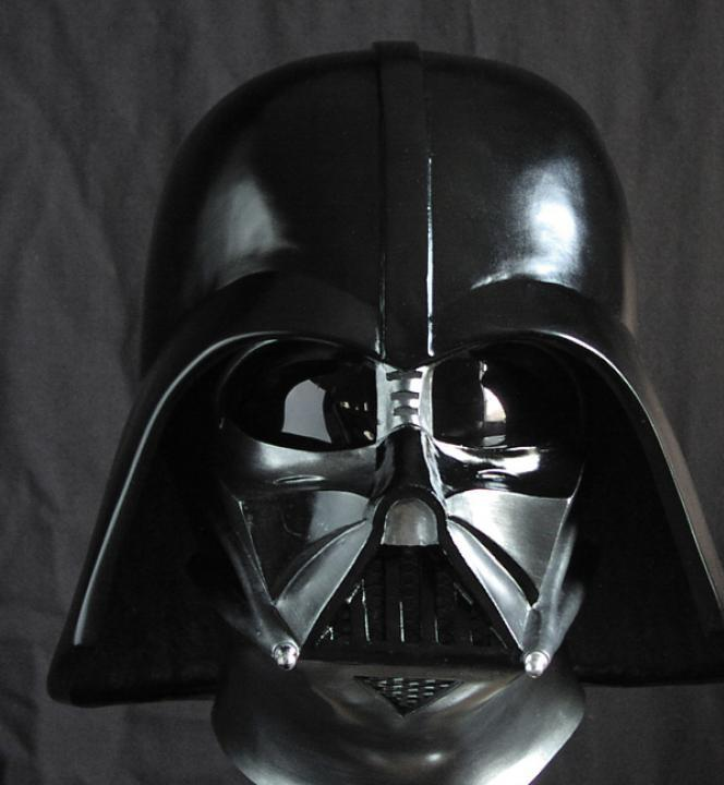 eFX - DARTH VADER HELMET LEGEND - EPISODE IV: A NEW HOPE - Page 3 757384efxaccurate3