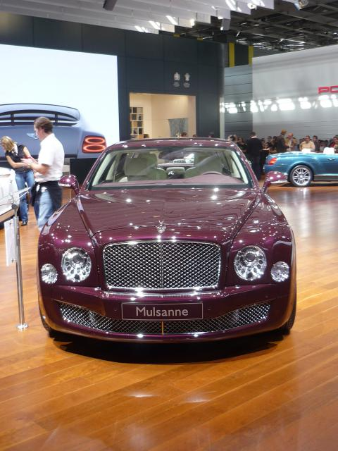 2009 - [Bentley] Mulsanne - Page 6 761654P1080512