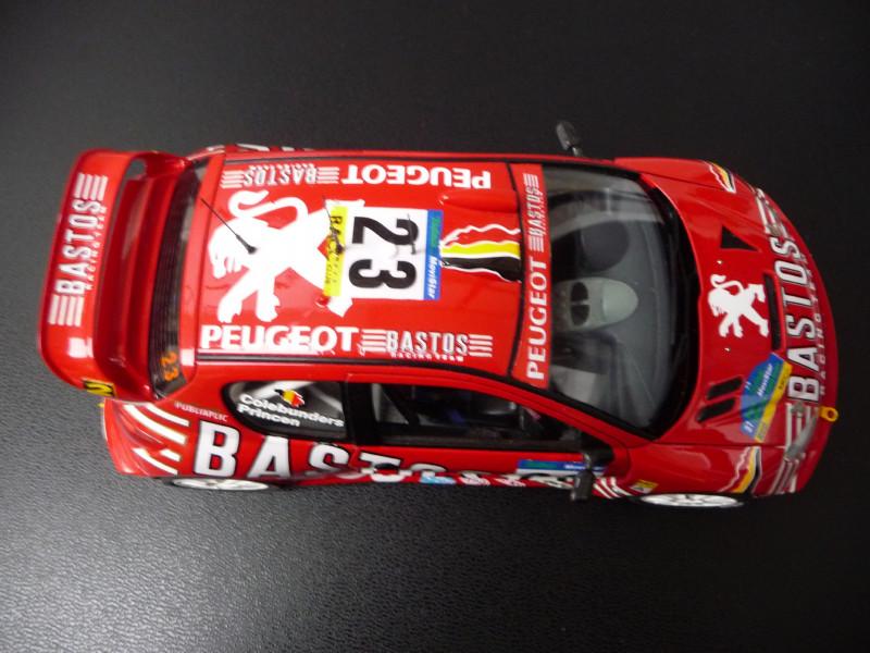 Peugeot 206 WRC Bastos 764777P1000392