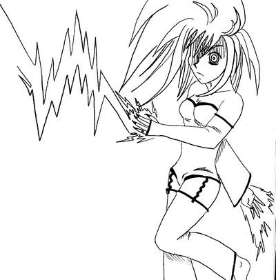 Les dessins de ☆ Nekketsu ☆ 775386Sen1