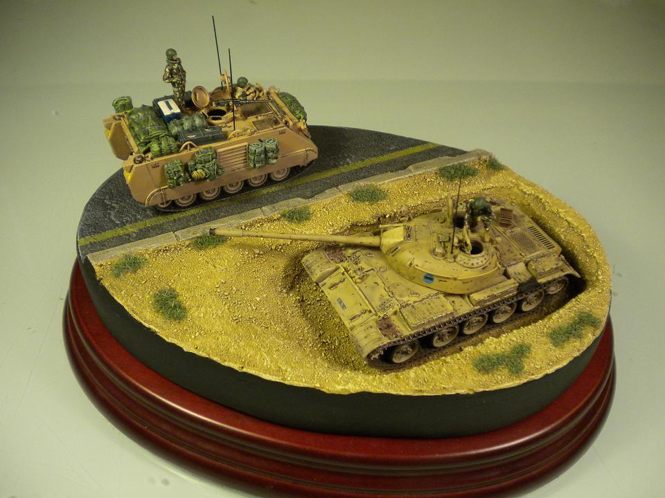 M113 A2 / Type 59 OIF 2003 - 1/72° 7767023