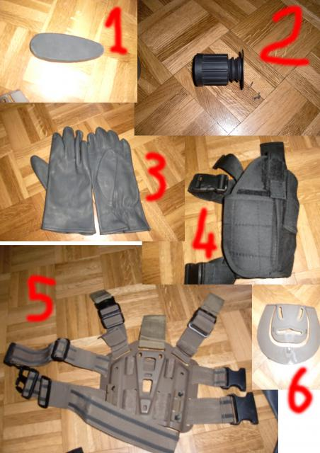 Plate carrier chargeur m4 grenade etc photo in 781369vente