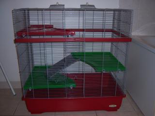 vends cage furet xl, imac rat et chinchilla super (21) 791421100_3240