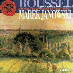 Roussel - Oeuvres symphoniques 807115roussel__symphonies_nos_1_4