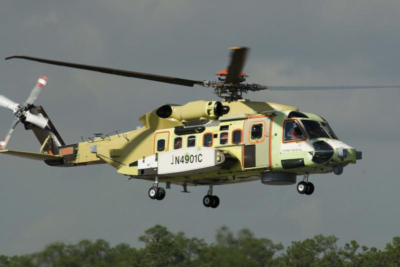 AGUSTA-WESTLAND AW-101 MERLIN 814972CH_148_Cyclone