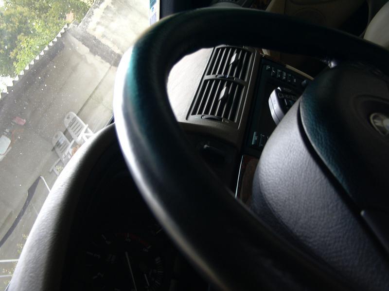 [BMW 530 d E39] Rénovation intérieure d'un Pack Sport M 824462P1000144