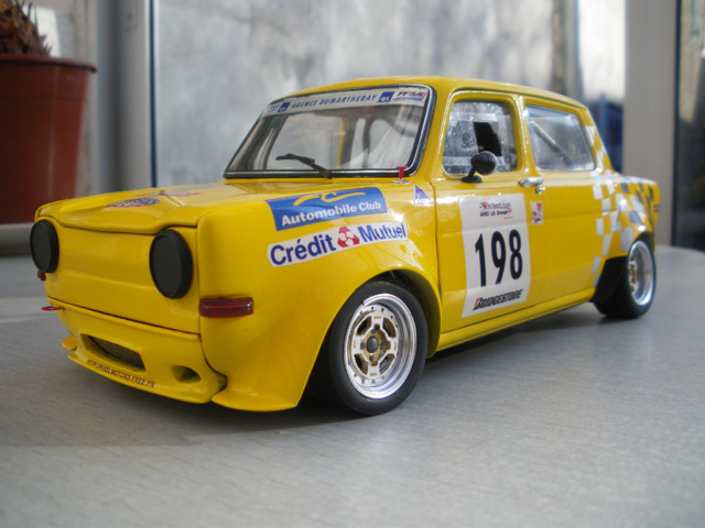 Rallye 1 simca