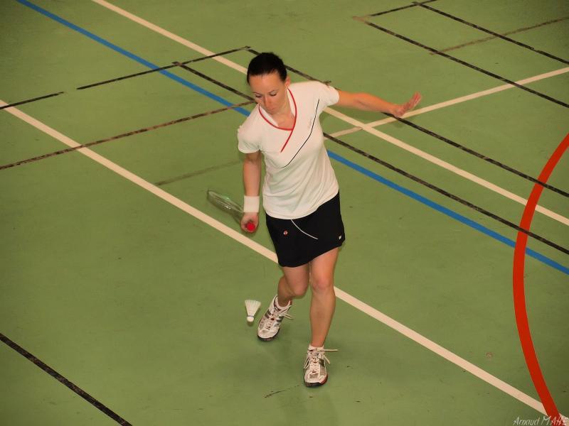 Badminton Tournois Régional Janvier 83182P1311697