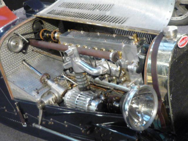 2010 - [Exposition] Les 100 ans de Bugatti 85495411