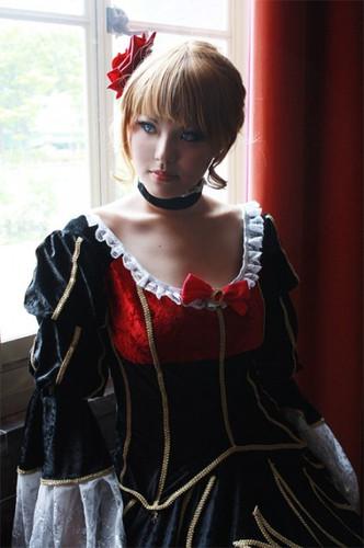 Cosplay Femme. 856487Beatrice__Umineko