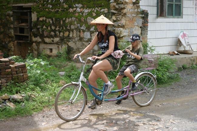 DIVERS tandem 8593782yangshou_bike