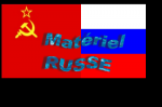 Matériel Russe moderne