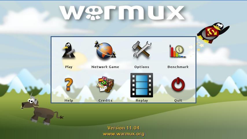 [JEU] WARMUX: Worms like [Gratuit] 8766923
