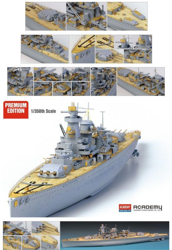 admiral graf spee academy premium edition 1.350 904499acad1410image
