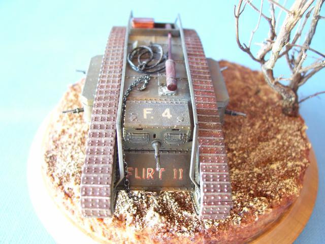 Char Mark III femelle 1917 au 1/72 9107070000155