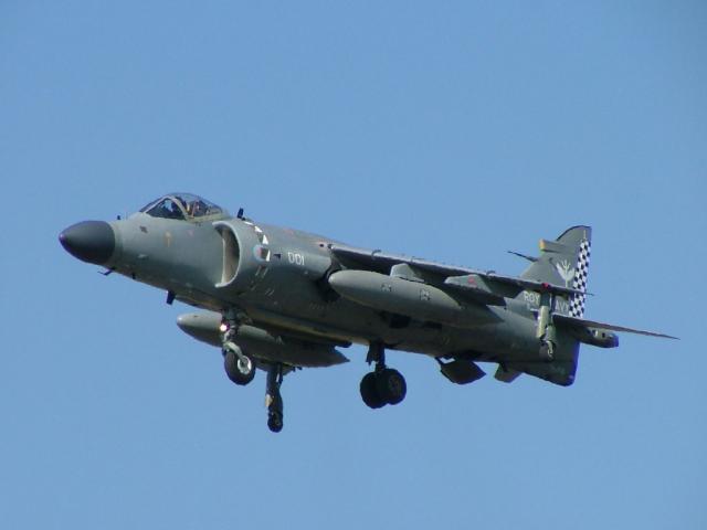 BRITISH AEROSPACE HARRIER ET SEA HARRIER 914707Sea_Harrier_FA.2