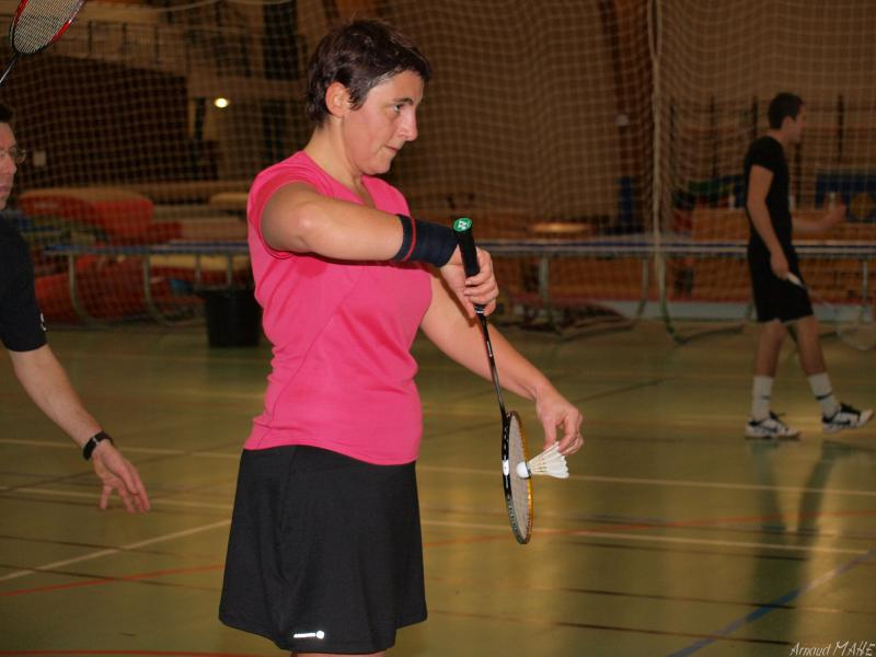 Badminton Tournois Régional Janvier 917508P1311588