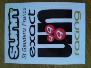 stickers tube de selle exact 999 919813DSC00061